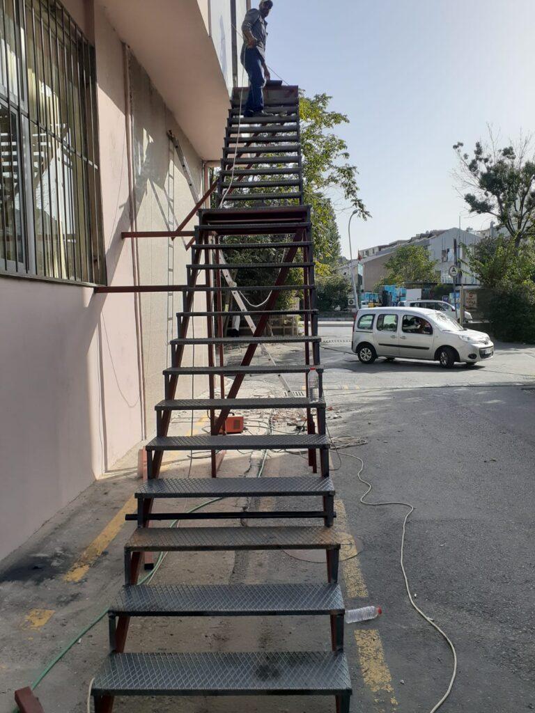 Yangın Merdiveni Fiyatları