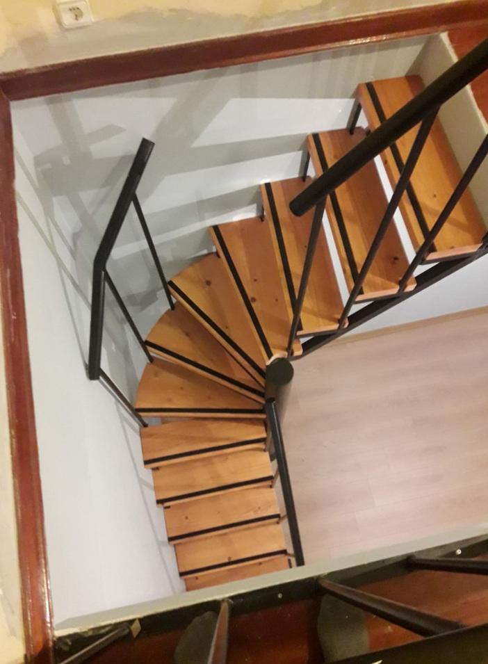 Yangın Merdiveni Yönetmeliği