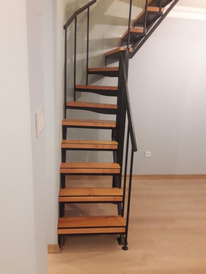 Yangın Merdivenleri Ücretsiz Keşif