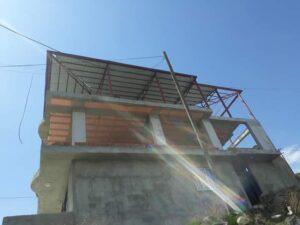 teras çatı uygulaması